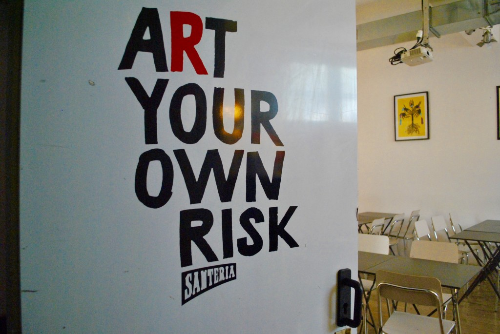 Art Your Own Risk