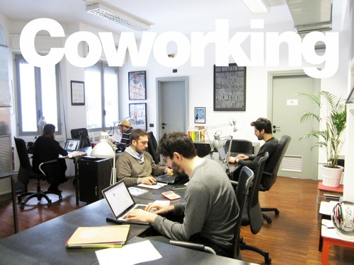 Coworking P8
